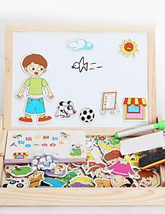 Magnetické hračky Pieces MM Magnetické hračky Puzzle exekutivní hračky puzzle Cube za dárky