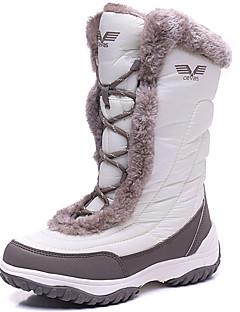 מגפי שלג-לנשים-סקי / מורד / ספורט שלג(לבן / ורוד / שחור)