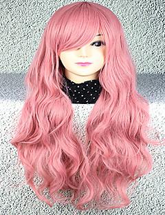 Lolita Wigs Sweet Lolita Růžová Lolita Lolita Paruky 75 CM Cosplay Paruky Paruka Pro
