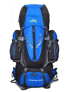85 L Pacotes de Mochilas Alpinismo Acampar e Caminhar Á Prova-de-Chuva Á Prova-de-Pó Multifuncional