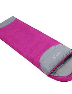 Saco de dormir Retangular Solteiro (L150 cm x C200 cm) 15 AlgodãoX70 Campismo Exterior Anti-Insectos