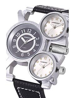 Herrn Erwachsene Sportuhr Militäruhr Modeuhr Armbanduhr Armband-Uhr Einzigartige kreative Uhr Armbanduhren für den Alltag Chinesisch