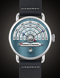 Herrn Sportuhr Militäruhr Kleideruhr Modeuhr Armbanduhr Armband-Uhr Mechanische Uhr Einzigartige kreative Uhr Armbanduhren für den Alltag
