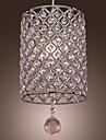 Lampe suspendue ,  Contemporain Chrome Fonctionnalite for Cristal Metal Salle de sejour Chambre a coucher Salle a manger