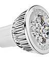5w gu10 led spot mr16 4 haute puissance led 400 lm chaud blanc / cool blanc ac 85-265 v 1 pcs