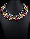 pierres précieuses collier à tricoter des femmes de bijoux JQ