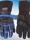 Doigt complet Lycra Térylène Lycra Térylène Coton Gants Moto