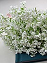 """Une succursale Soie Plastique Plantes Fleur de Table Fleurs artificielles #(15.75"""")"""