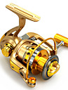 Moulinet spinnerbaits 5.5:1 10 Roulements a billes Echangeable Peche aux spinnerbaits-HF1000/HF2000/HF3000/HF4000