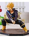 dragon ball z trunchiuri super-Saiyan versiune luptă de acțiune din PVC cutie de colectare figura model de jucărie 14cm