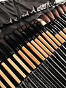 32pcs ensembles de brosses Pinceau en Nylon Poil Synthetique OEil Visage Levre Autres
