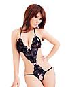 Dame Costume Pijamale Ryon Spandex-Sexy Dantelă