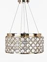 Lampe suspendue ,  Contemporain Traditionnel/Classique Rustique Retro Lanterne Batterie Plaque Fonctionnalite for Cristal Designers Metal