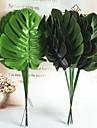10 Une succursale Soie Plantes Fleurs artificielles