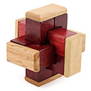 cheap Ceremony Decorations-Wooden Puzzle / IQ Brain Teaser Professional Level / Speed Wooden Classic & Timeless Boys' Gift
