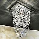 preiswerte Kronleuchter-QINGMING® Unterputz Raumbeleuchtung Galvanisierung Kristall, Ministil 110-120V / 220-240V Glühbirne nicht inklusive / E26 / E27