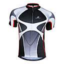 cheap Cake Toppers-Nuckily Men's Short Sleeve Cycling Jersey Bike Jersey, Quick Dry, Breathable