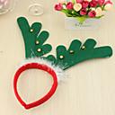 halpa Pikkujoulutarvikkeet-ihana joulu antler headpiece tyylikäs klassinen naisellinen tyyli