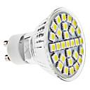 hesapli LED Spot Işıkları-170lm GU10 LED Spot Işıkları MR16 29 LED Boncuklar SMD 5050 Doğal Beyaz 100-240V