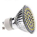 preiswerte LED Glühbirnen-3W 250-350lm GU10 LED Spot Lampen MR16 48 LED-Perlen SMD 3528 Natürliches Weiß 220-240V