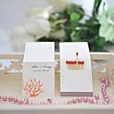 halpa Hääkoristeet-Häät / Party Materiaali Kova kartonki Wedding Kunniamerkit Hiekkaranta-teema / Wedding Kevät Kesä Kaikki vuodenajat