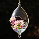 billige Vedhæng Lys-Glas Bordpynt - Ikke-personaliseret Vaser Alle årstider