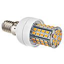 cheap LED Spot Lights-1pc 3.5 W 350-450 lm E14 / E26 / E27 LED Corn Lights 60 LED Beads Warm White / Natural White 220-240 V