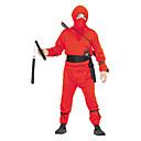 halpa Lasten asut-Swordsmen Red Kids Ninjia Costume