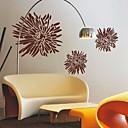 billige Veggklistremerker-Botanisk Veggklistremerker Fly vægklistermærker Dekorative Mur Klistermærker, Vinyl Hjem Dekor Veggoverføringsbilde Vegg