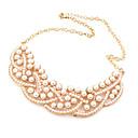 preiswerte Perlenketten-Damen Perle Anhängerketten / Kragen - Perle Luxus, Europäisch Modische Halsketten Schmuck Für Party