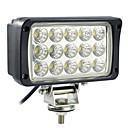preiswerte Auto Arbeitsbeleuchtung-LORCOO 1 Stück Auto Leuchtbirnen 45 W LED High Performance 1500 lm LED Innenbeleuchtung