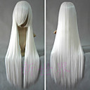 cheap Anime Cosplay Wigs-Cosplay Wigs InuYasha Inu Yasha Anime Cosplay Wigs 80 CM Heat Resistant Fiber Men's