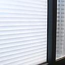رخيصةأون ملصقات الحائط و النوافذ-فيلم نافذة وملصقات زخرفة كلاسيكي مخطط PVC / Vinyl حافة النافذة / غرفة النوم / غرفة المعيشة