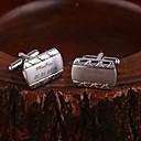 Χαμηλού Κόστους Μπομπονιέρες για Μπουκάλια-Ψευδάργυρο κράμα Χειροπέδες & Κλιπ Γραβάτας Γαμπρός Κουμπάρος Γάμου Επέτειος Συγχαρητήρια Επιχείρηση