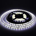 preiswerte LED Treiber-ZDM® 5m Leuchtgirlanden 300 LEDs SMD 2835 Warmes Weiß / Kühles Weiß Wasserfest / Schneidbar / Dekorativ 12 V 1pc