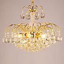 povoljno Lusteri-QINGMING® 3-Light Kristal Lusteri Downlight - Crystal, 110-120V / 220-240V Bulb Included / G9 / 10-15㎡