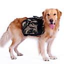 preiswerte Hund Reise Essentials-Hund Rucksack Hundekleidung camuflaje Grün Nylon Kostüm Für Haustiere Herrn Damen Sport