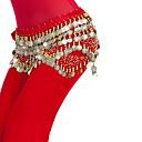 preiswerte OBD-Bauchtanz Bauchtanz Hüft-Schals Damen Training Polyester Perlenstickerei / Paillette / Münzen Normal Hüfttuch