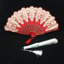 cheap Fans & Parasols-Special Occasion Fans and Parasols Wedding Decorations Asian Theme / Floral Theme Summer