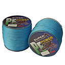 cheap Full Nail Stickers-500M / 550 Yards PE Braided Line / Dyneema / Superline Fishing Line 18LB 15LB 12LB 10LB 0.1,0.12,0.14,0.16 mm 147 Sea Fishing Freshwater