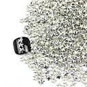 hesapli Makaslar ve Tırnak Makasları-300 pcs Nail Art Takımı Tırnak Takısı tırnak sanatı Manikür pedikür Günlük Soyut / Moda / Nail Jewelry / Metal