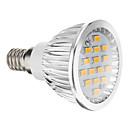 olcso LED izzók-5 W 380 lm E14 GU10 GU5.3(MR16) E26/E27 LED szpotlámpák 15 led SMD 5730 Meleg fehér Hideg fehér AC 100-240V