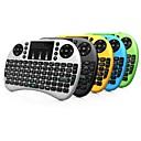 tanie Klawiatury-Rii Mini Wireless 2.4G i8 + 92 klawiszy klawiatury z touchpadem dla Google TV Box/PS3/PC