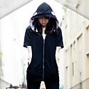 رخيصةأون ملابس ألعاب الفيديو-مستوحاة من Kagerou مشروع كانو Shuuya فيديو لعبة أزياء Cosplay الدعاوى تأثيري لون سادة كم طويل معطف الملابس الداخلية ازياء