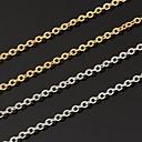 preiswerte Modische Halsketten-Damen Ketten - Platiert, vergoldet damas, Modisch Weiß, Golden Modische Halsketten Schmuck Für Hochzeit, Party, Alltag, Normal