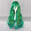 cheap Wall Stickers-Cosplay Wigs Cosplay Cosplay Anime Cosplay Wigs 32 inch Heat Resistant Fiber Men's Halloween Wigs