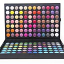 preiswerte Lidschatten-252 Farben Lidschatten Auge / Gesicht Wasserfest / Modisch Lang anhaltend Alltag Make-up / Party Make-up Alltag Bilden Kosmetikum