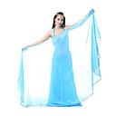 olcso Hastánc ruha-Hastánc Színpadi kellékek Női Teljesítmény Sifon Fátyol