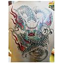 billige Midlertidige tatoveringer-#(1) Tatoveringsklistremerker midlertidige Tatoveringer Totem Serier Vanntett kropps~~POS=TRUNC / Mønster