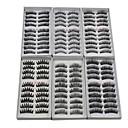 preiswerte Wimpern Accessoires-Augenwimpern Falsche Wimpern 120 pcs Voluminisierung / Natürlich / Dick Augenwimpern Bilden Kosmetikum
